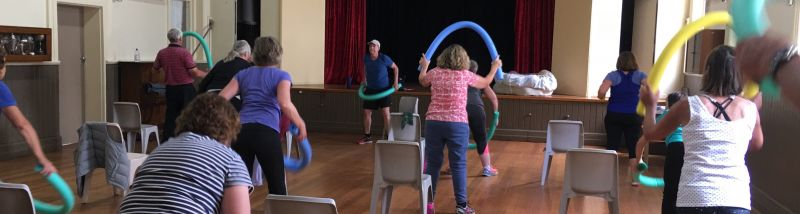 Bothwell Wellness Group Inc Connecting Our Isolated Community Through Physical Activity Fitness Class
