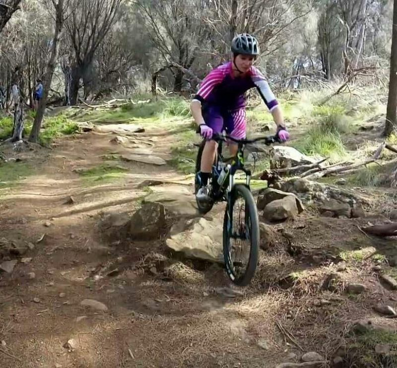 Mountain Bike Skills Clinics – developing skills and confidence for women to participate in mountain bike riding.