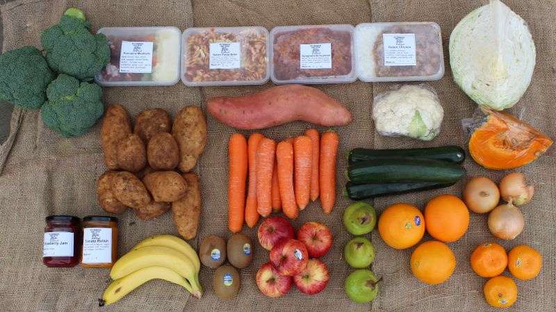 Waterbridge Food Co-Op: $40 veggie box and ready-made meals