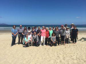 HATCH Community Walking Group at Carlton Beach